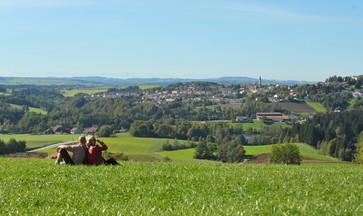 Panorama Hauzenberg